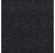 Filz Stoff 3 mm dunkelgrau 90 cm breit