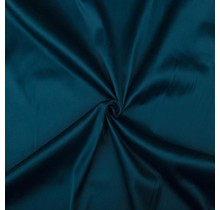Baumwollsatin Stretch Premium petrol 145 cm breit