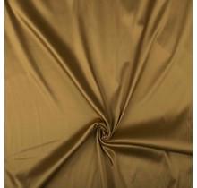 Baumwollsatin Stretch Premium kamel 145 cm breit