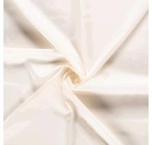 Futterstoff Uni wollweiss 147 cm breit