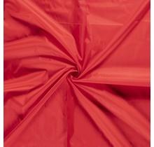 Futterstoff Uni rot 147 cm breit