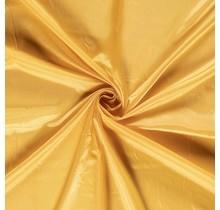 Futterstoff Uni ockergelb 147 cm breit