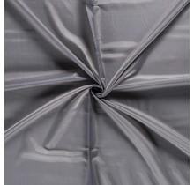 Futterstoff Uni mittelgrau 147 cm breit