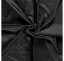 Futterstoff Uni schwarz 147 cm breit