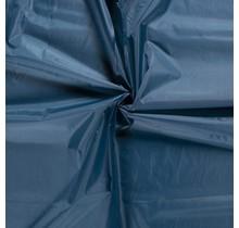 Futterstoff Uni stahlblau 147 cm breit