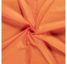 Futterstoff Uni orange 147 cm breit