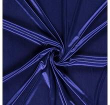 Futterstoff Charmeuse königsblau 145 cm breit