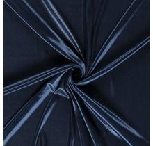Futterstoff Charmeuse stahlblau 145 cm breit