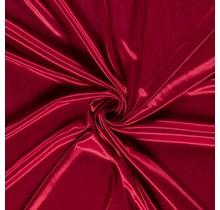 Futterstoff Charmeuse dunkelrot 145 cm breit