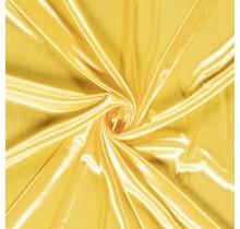 Futterstoff Charmeuse gelb 145 cm breit
