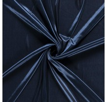 Futterstoff Uni Premium stahlblau 145 cm breit