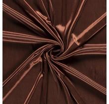 Futterstoff Uni Premium braun 145 cm breit