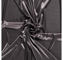 Futterstoff Uni Premium dunkelgrau 145 cm breit