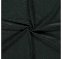 Microvelours Alova Uni dunkelgrün 147 cm breit