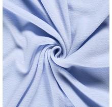 Fleece Antipilling babyblau 150 cm breit