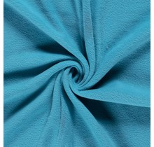 Fleece Antipilling aquablau 150 cm breit