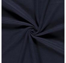 Fleece Antipilling navy 150 cm breit