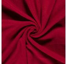 Fleece Antipilling dunkelrot 150 cm breit