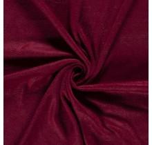 Fleece Antipilling bordeauxrot 150 cm breit