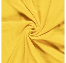 Fleece Antipilling gelb 150 cm breit