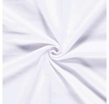 Fleece Antipilling weiss 150 cm breit