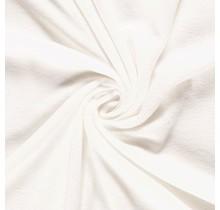 Fleece Antipilling wollweiss 150 cm breit