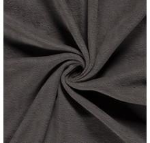 Fleece Antipilling taupe grau 150 cm breit