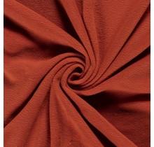 Fleece Antipilling rostrot 150 cm breit