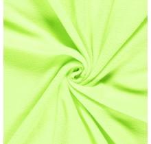 Fleece grün neon Farbe 150 cm breit