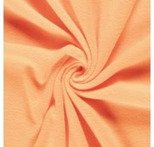 Fleece orange neon Farbe 150 cm breit