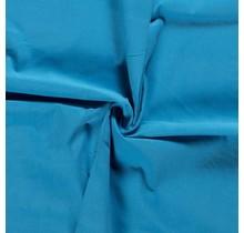 Feincord aquablau 144 cm breit