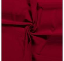 Feincord dunkelrot 144 cm breit