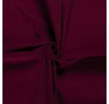 Feincord bordeauxrot 144 cm breit