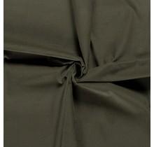Feincord oliv 144 cm breit