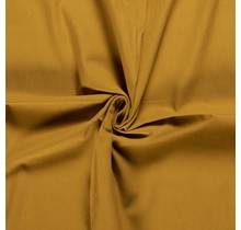 Feincord ockergelb 144 cm breit