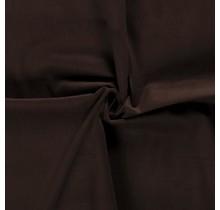 Feincord dunkelbraun 144 cm breit
