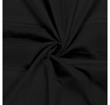 Feincord schwarz 144 cm breit