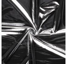 Lamé silber 147 cm breit