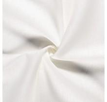 100% Leinen Stoff wollweiss 145 cm breit