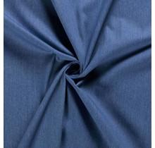 Jeansstof premium voorgewaschen babyblau 150 cm breit