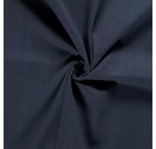 Jeansstof premium voorgewaschen indigoblau 150 cm breit