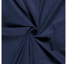 Jeansstof premium voorgewaschen navy 150 cm breit