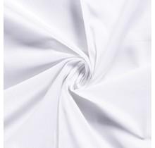 Canvas Stoff weiss 144 cm breit