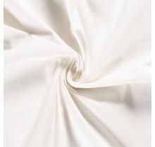 Canvas Stoff wollweiss 144 cm breit