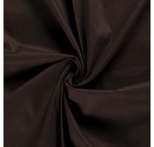 Canvas Stoff dunkelbraun 144 cm breit