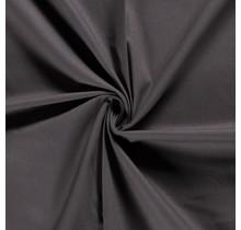 Canvas Stoff taupe grau 144 cm breit