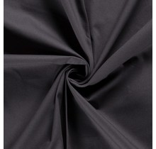 Canvas Stoff dunkelgrau 144 cm breit