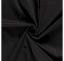 Canvas Stoff schwarz 144 cm breit