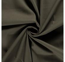 Canvas Stoff khaki grün 144 cm breit