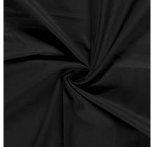 Baumwollstoff schwarz 300 cm breit